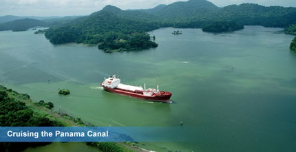 <h3>Cruising the Panama Canal</h3><p>Cruising the Panama Canal</p>